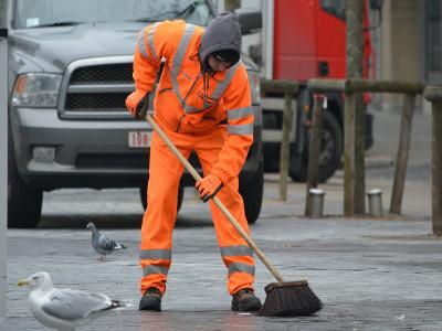 Limpieza de Obras y Terrazas