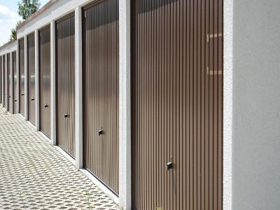 Engrasar puertas de garajes